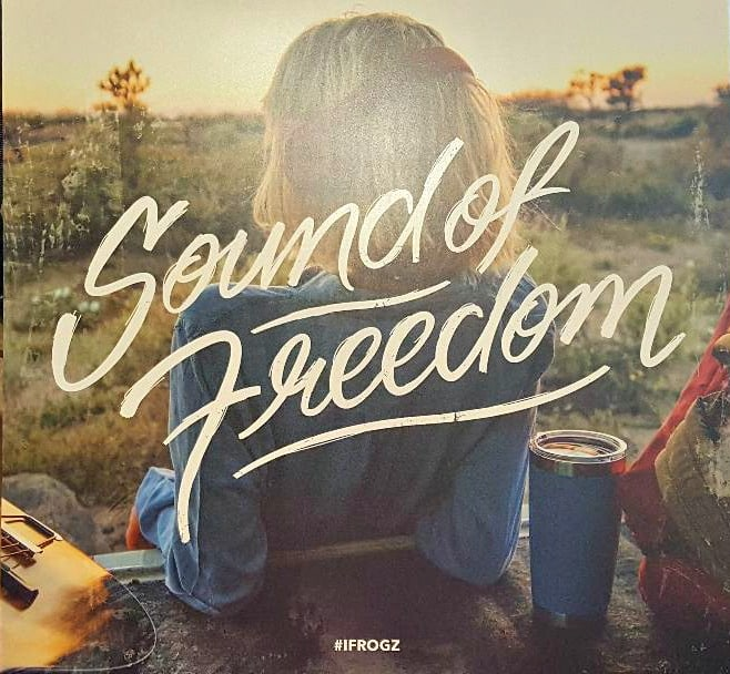 ifrogz sound of freedom vinyl cover