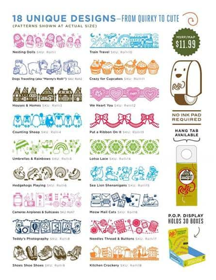 Rolli Stamps