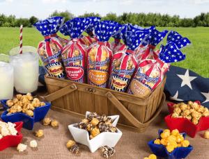 @Popcornopolis Special Edition Patriotic Packaging #Popcornopolis
