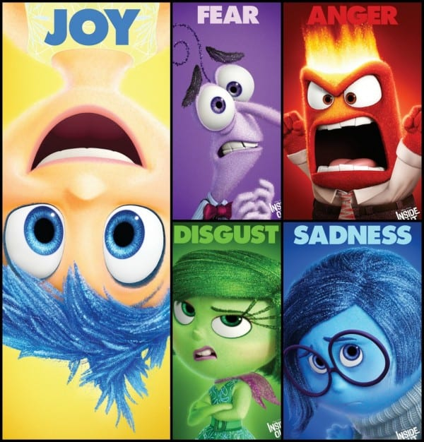 insideout characters