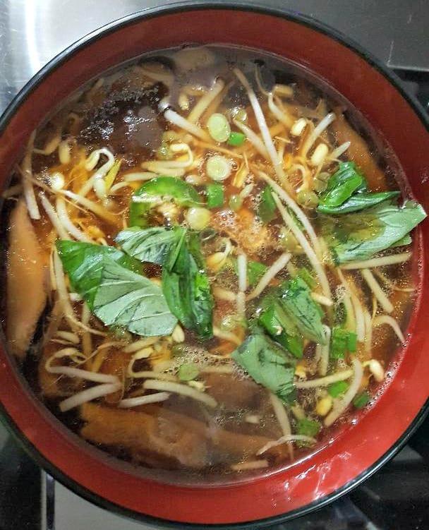 instant pot chicken pho gao, Instant Pot Chicken Pho #Recipe #instantpot #phogao #vietnamesesoup #chicken
