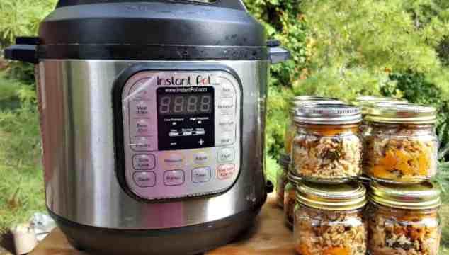 Instant Pot Dog Food Recipe