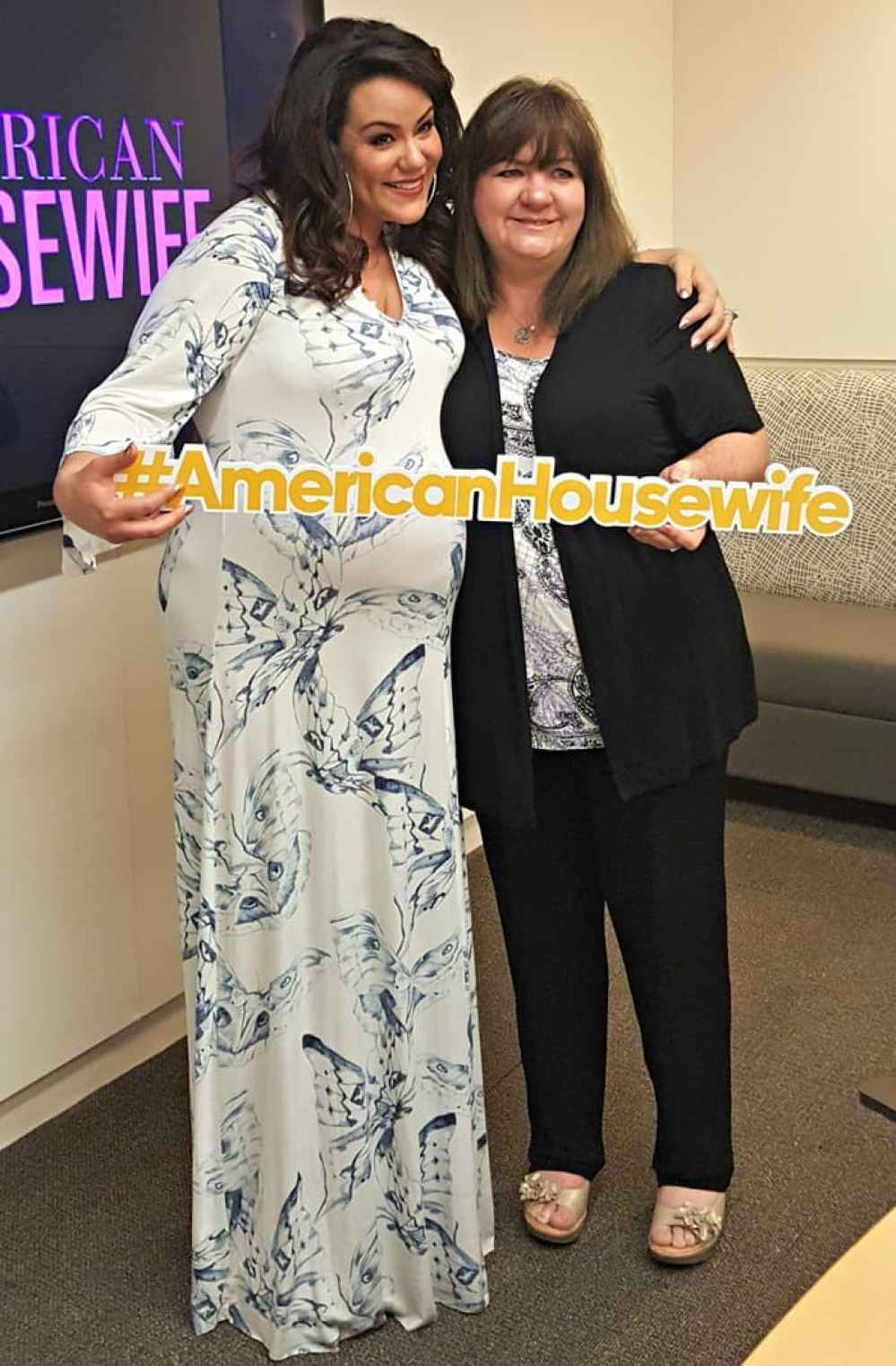 katy mixon american housewife with julee morrisib