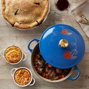 Don't Miss Williams-Sonoma Beauty and the Beast Jr. Chef Cooking Class 3/4