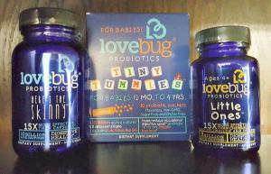 Lovebug Probiotics for Better Gut Health