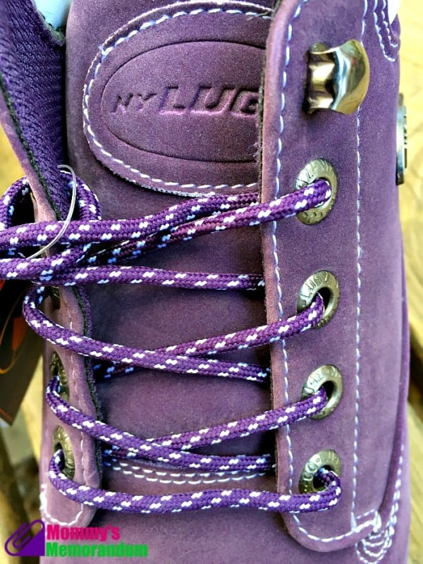 lugz drifter laces and eyelets