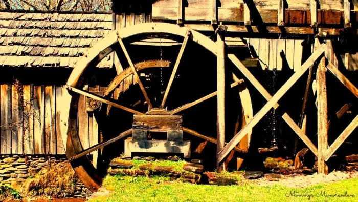 maybry mill wheel