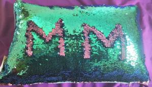 Mermaid Pillow the Magical Home Decor