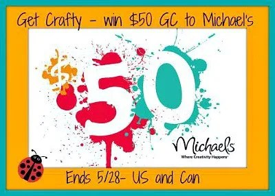 michaels craft Supply stores gift card