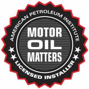 Motor Oil Matters Look for the MOM Mark