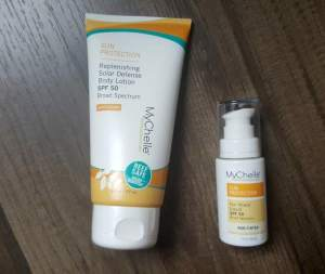 Natural Sunscreen Including a Reef Safe Option
