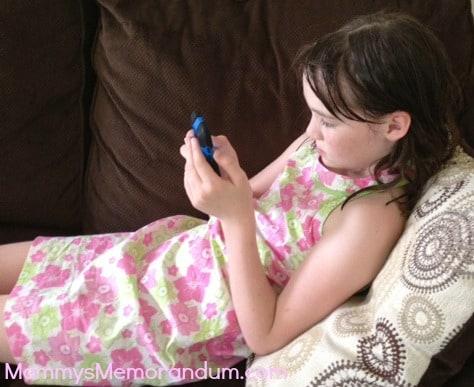 watch netflix kids on an ipod