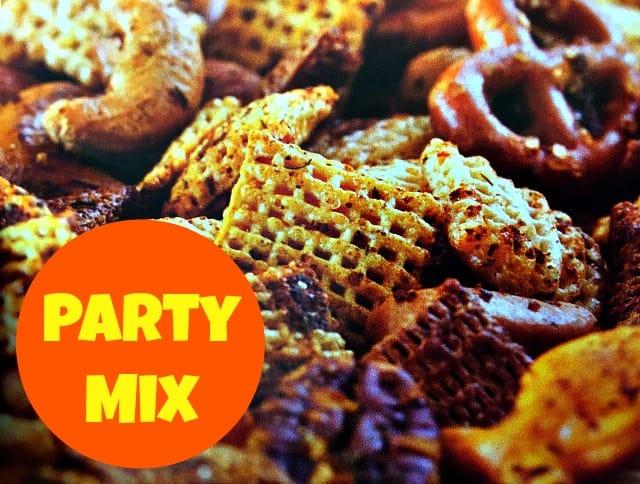 party mix #recipe