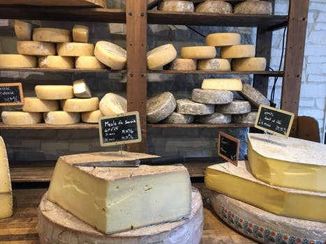 7 types of cheese to know about