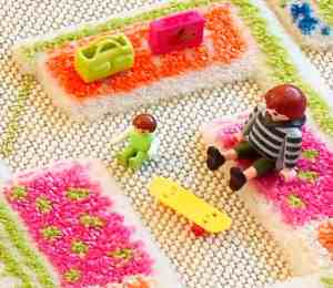 Decor Meets Playtime with IVI 3D Play Carpets