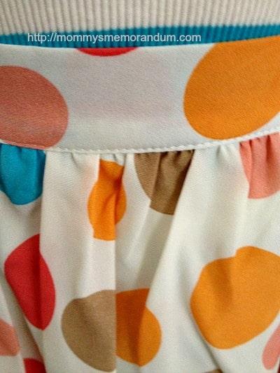 fabkids polka dot skirt kids online clothing
