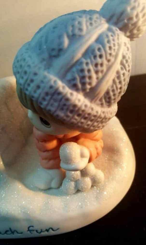 precious moments snowballs