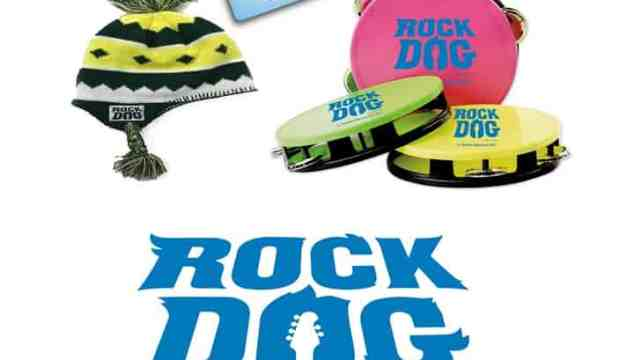 #Win a #RockDog Prize Pack (US ends 3/7)