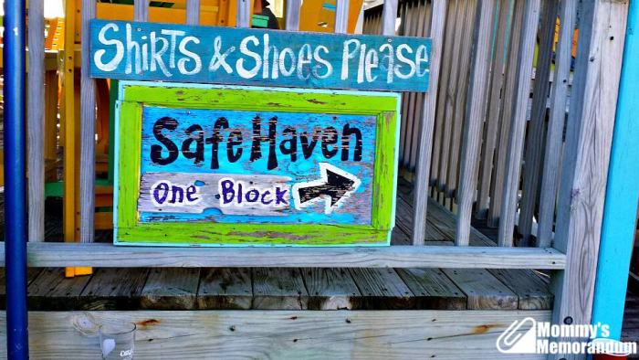 safe haven fishy fishy southport