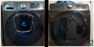Get Laundry Done with Samsung @BestBuy @SamsungTweets #bbysamsung #ad