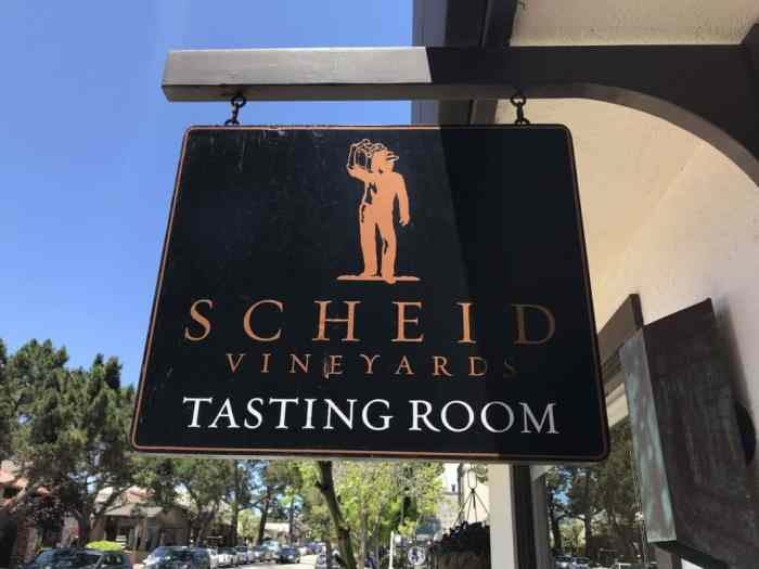 scheid vineyard