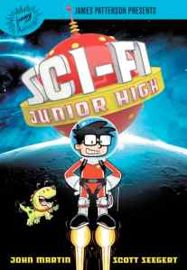 Sci-Fi Junior High is Out of This World Fun