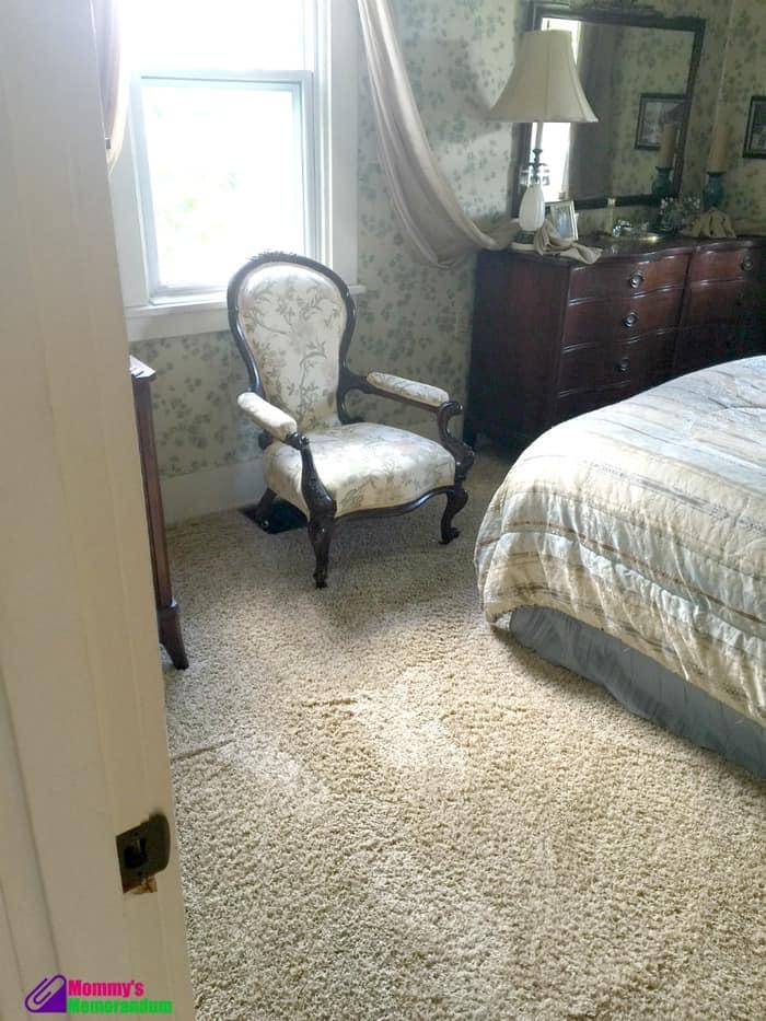 Sears Carpet Cleaning Bedroom