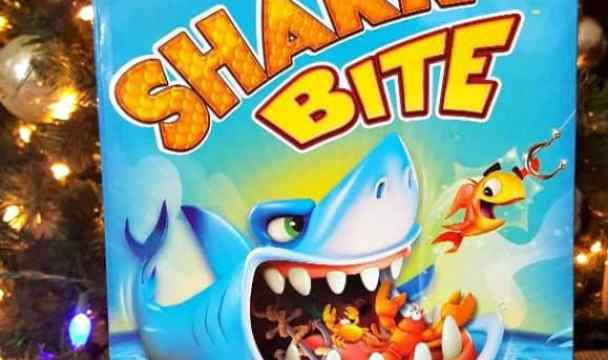 Shark Bite by Goliath Games: Save the Fish Without the Shark Biting!