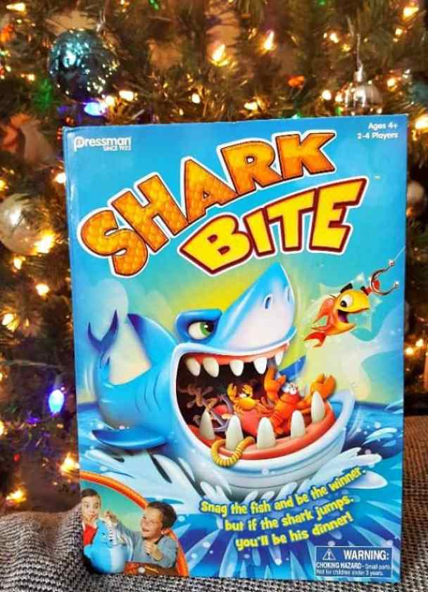 shark bite in box