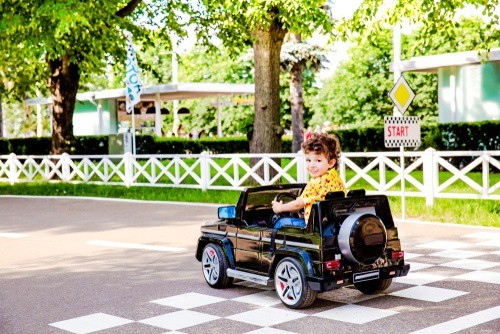 Kids Ride-On Cars: The Benefits and Risks Involved