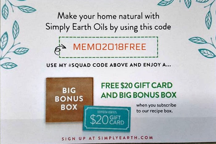 simply earth discount code