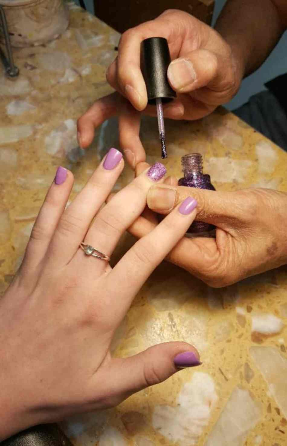 sinfulcolors nail manicure