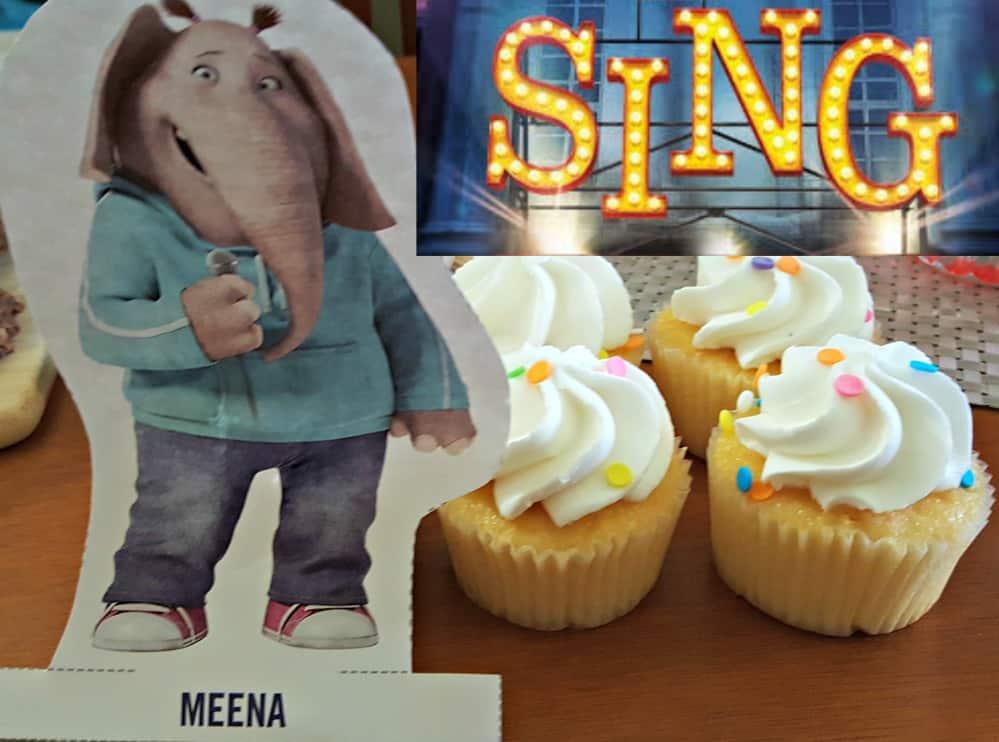 sing meena cupcakes