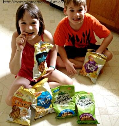 snikiddy all-natural snacks