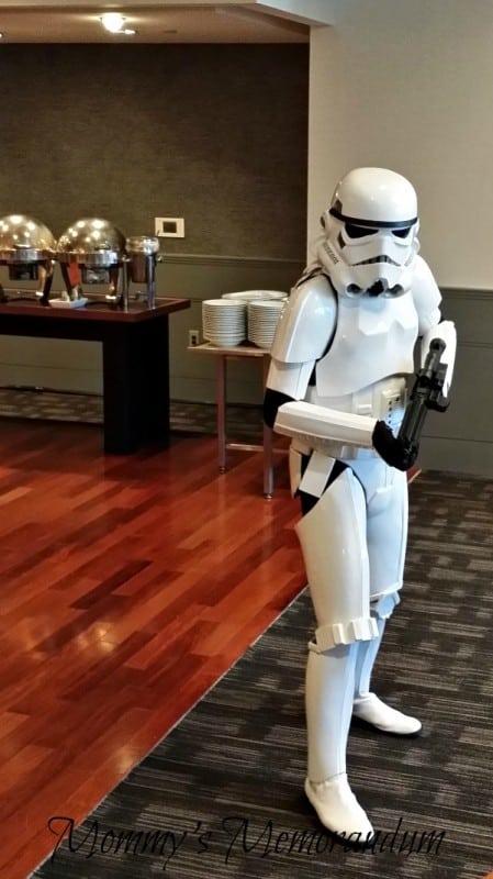 storm trooper #starwarsrebelsevent