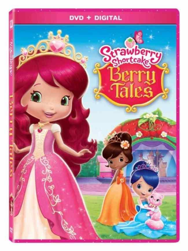 strawberry shortcake berry tales