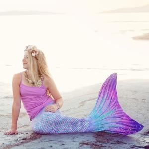 The World's Best Swimmable Mermaid Tail Discount Code