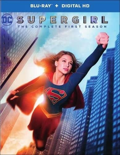 supergirl the complete first season
