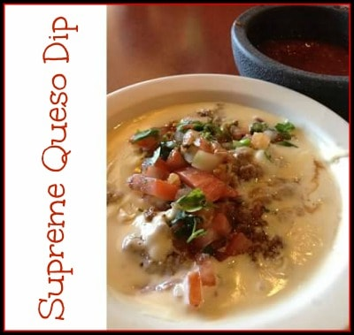 supreme queso dip recipe