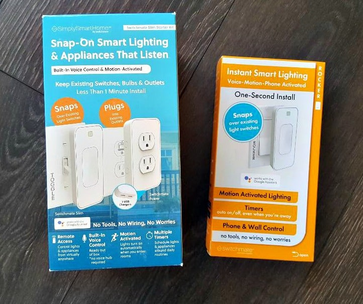 switchmate instant smart lighting