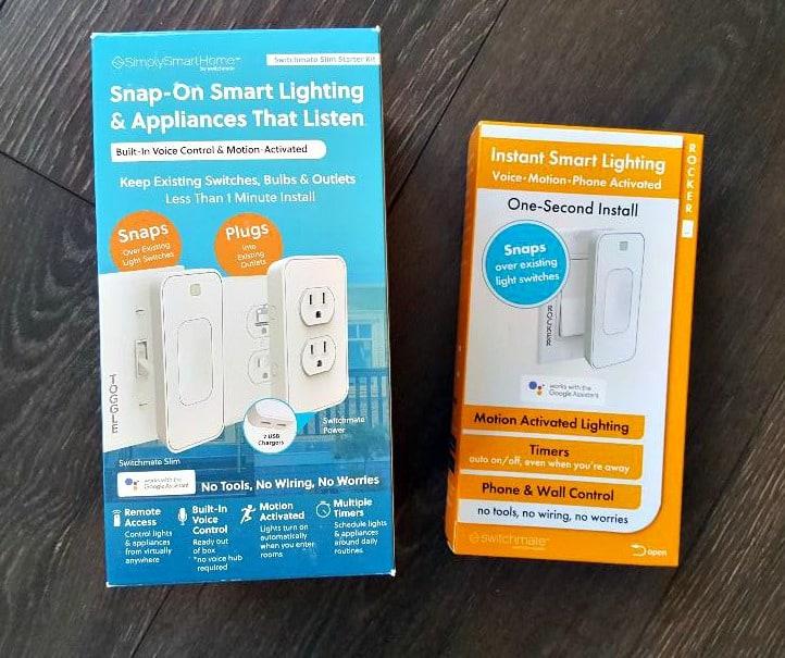 Switchmate Easy Installation Smart Home Lighting • Mommy\'s Memorandum
