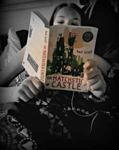 The Matchstick Castle by Keir Graff Add It to Your Summer Reading List