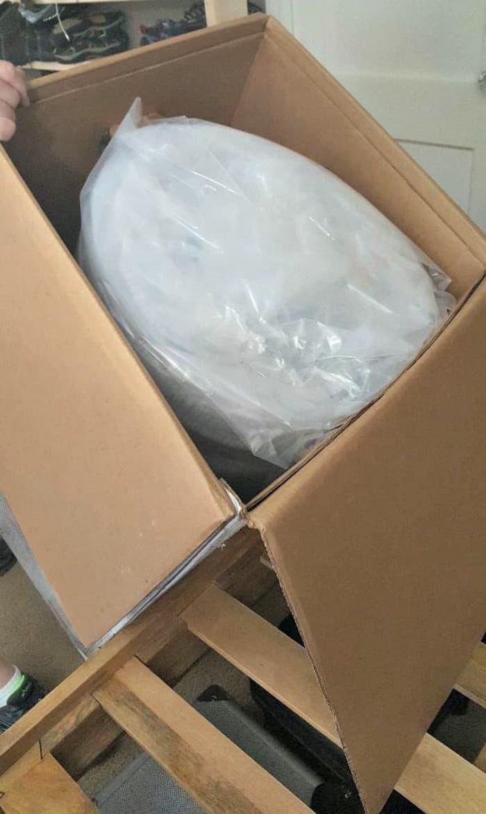 tomorrow mattress in box