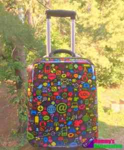 """On The Road with Trendy Kid's Kool """"Chat"""" Case! #ad"""