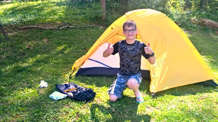 tribe provisions adventure tent II