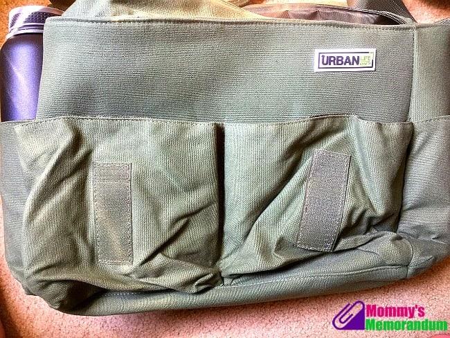 urbanlife front pockets