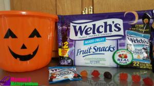 Trick-Or-Treats with Welch's Fruit Snacks