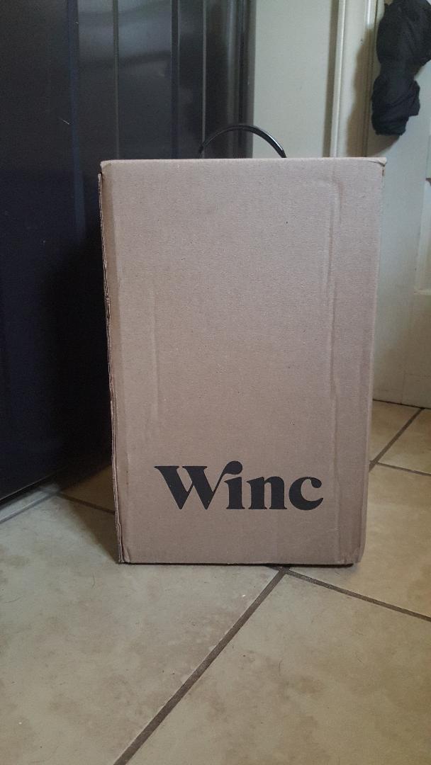 winc delivered to your door