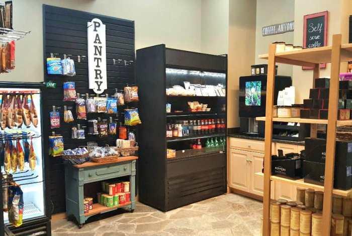 wintergreen resort pantry