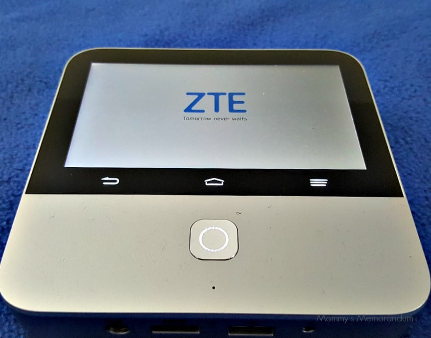 zte tomorrow never waits
